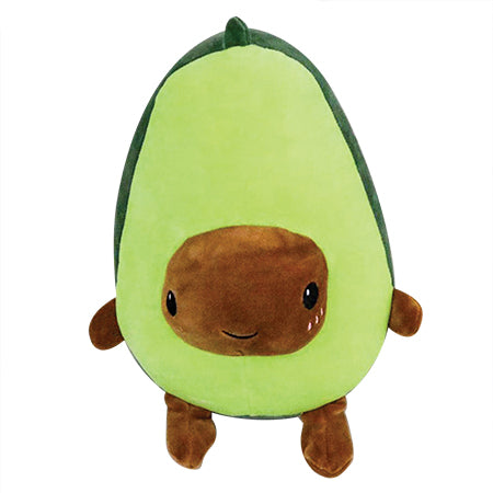 Yabu Bright Avocado Plushie