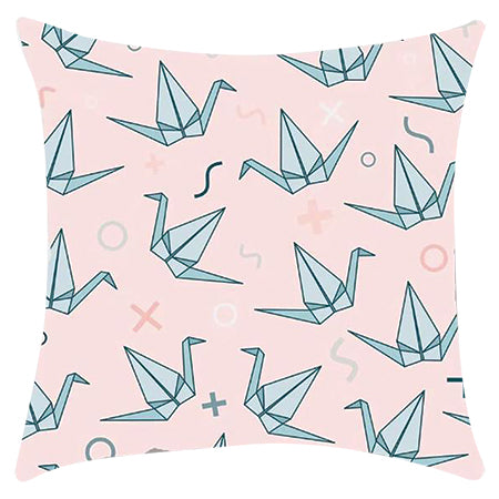 Cushion cover - Crane
