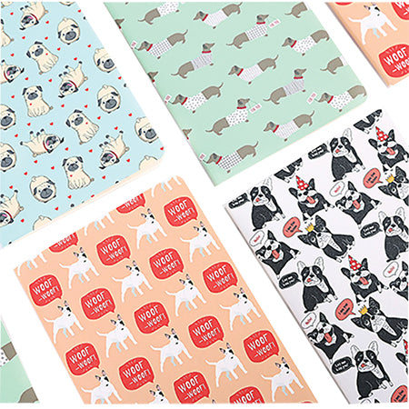 Ginza Notebook Dog S