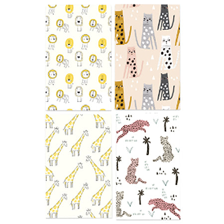 Ginza Notebook Print S