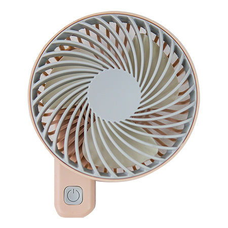 Kuru Portable Fan Pink