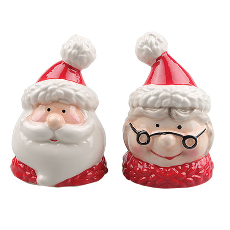 Xmas Oversized Salt and Pepper