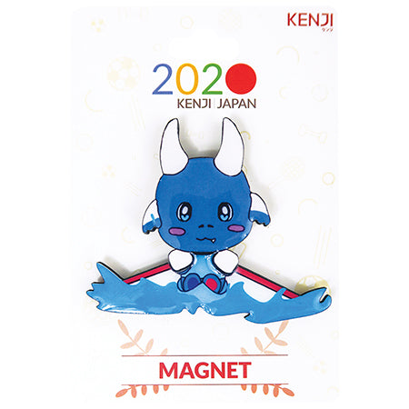 Magnet - 2020 Row Blue