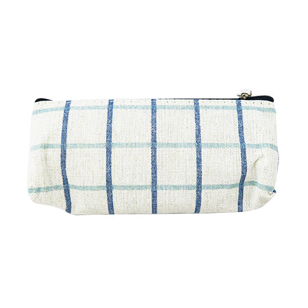 Miura Pencil Case Round - White