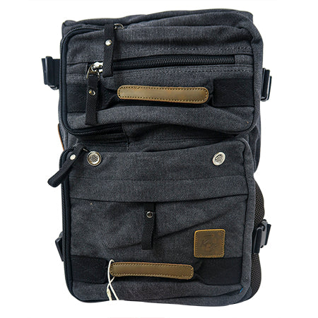 Nagoya Backpack 567 Black