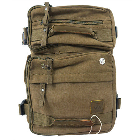 Nagoya Backpack 567 Brown