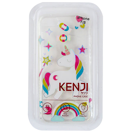 Oshu Phone Case - Unicorn Stand - 7/8