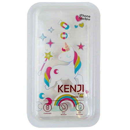 Oshu Phone Case - Unicorn Stand - 7p/8p