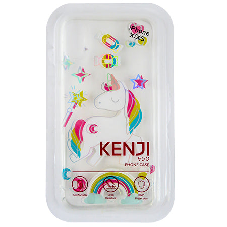 Oshu Phone Case - Unicorn Stand - X/XS