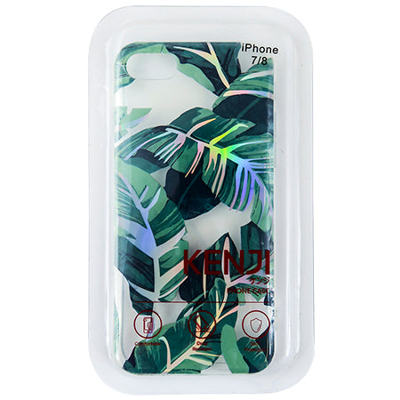 Oshu Phone Case - Leaf - 7/8