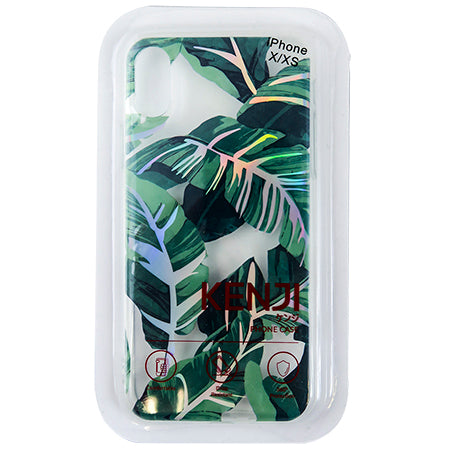 Oshu Phone Case - Leaf - X/XS