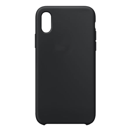 Oshu Phone Case - Silicone Grey- X/XS