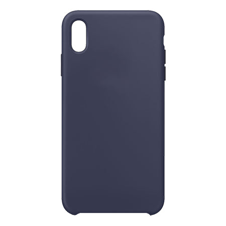 Oshu Phone Case - Silicone Navy - XR