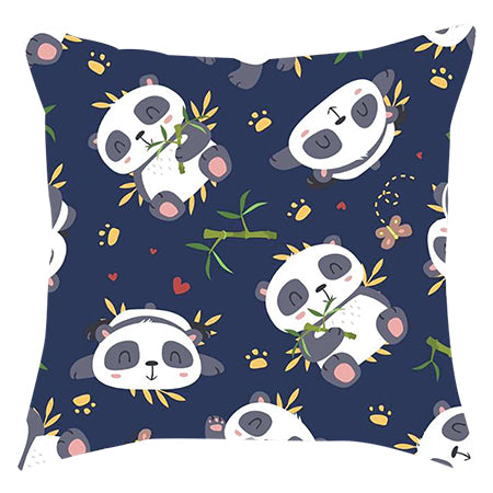 Cushion cover - Panda