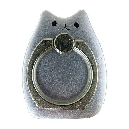 Oshu Ring Holder - Metallic V cat