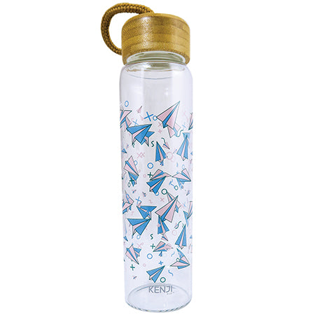 Taku Water Bottle Plane 400ml
