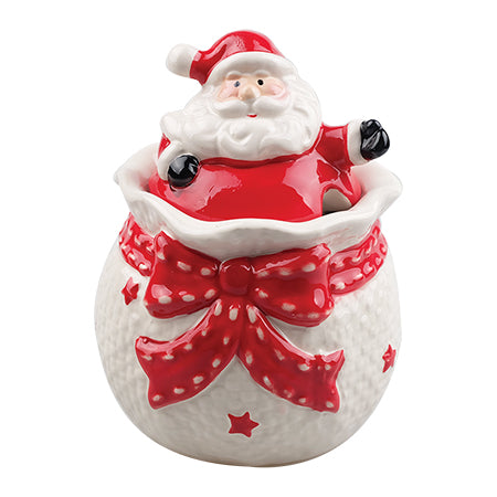Xmas Oversized Sugar Container