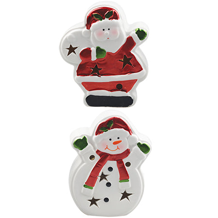 Xmas LED Full Body Figure