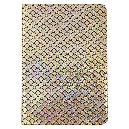 Scale Notebook - Gold