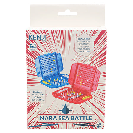 Nara Sea Battle Game