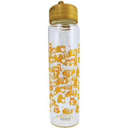 Taku Water Bottle Shiba 400ml