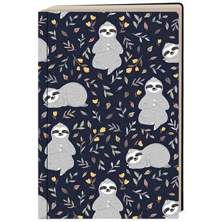 Ginza Notebook HC Slothy A5