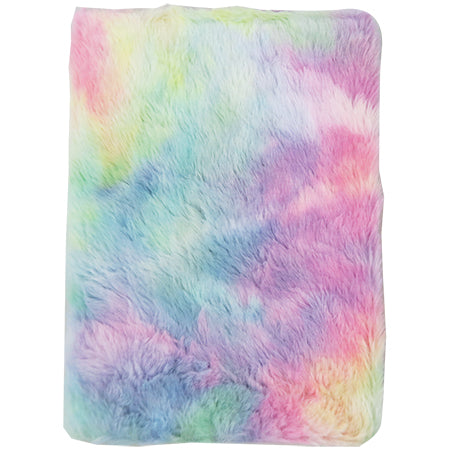 Soft touch notebook - Rainbow