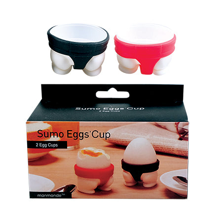 Sumo Egg Cup