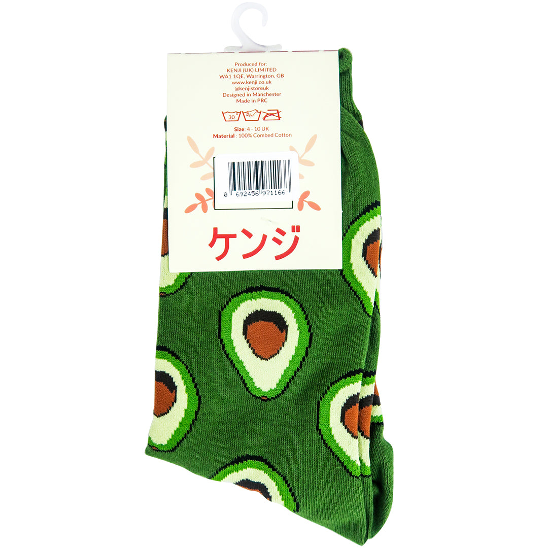 Sumoto Socks L - Avocado