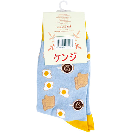 Sumoto Socks - Pattern M