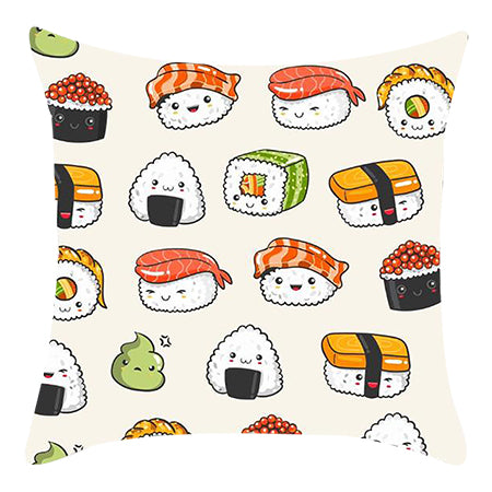 Cushion cover - Sushi