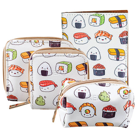 Muko Passport Holder - Sushi