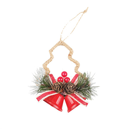 Xmas Hanging Dome Bell