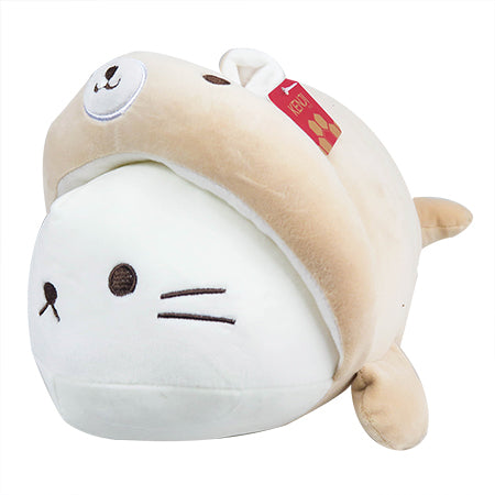 Yabu 2 Face Animal Plushie