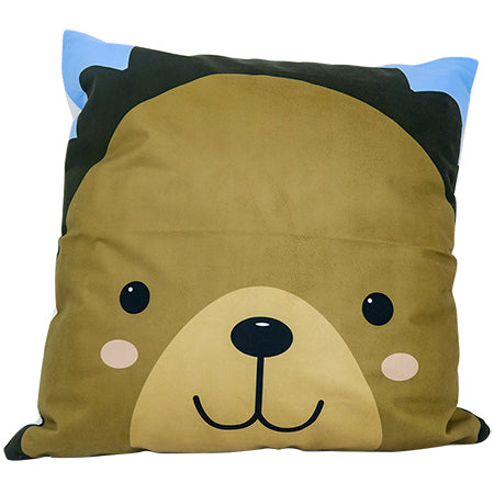 Cushion Cover - Wildlife Racoon