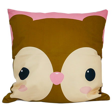 Cushion Cover - Wildlife Owil