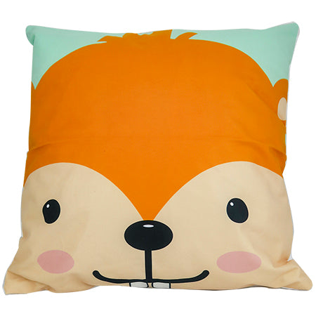 Cushion Cover - Wildlife Squirrel