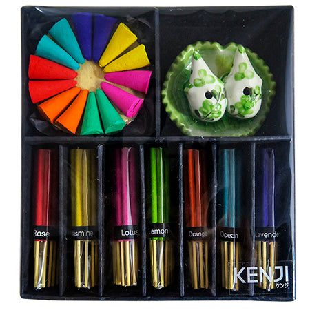 Kofu Incense Rainbow Gift Pack
