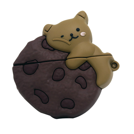 Oshu AirPods Case - Cookie Bear