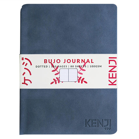 Bujo Notebook - Retro Grey