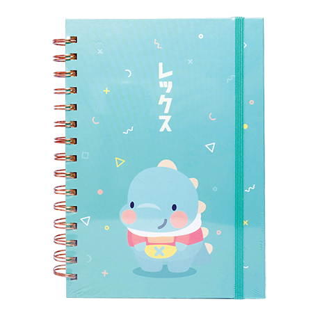 Ginza Ring Notebook Rex Sin