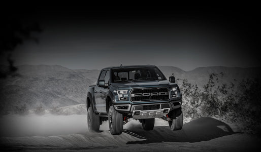 FOX Live Valve technology meets the 2019 Ford F-150 Raptor at Dale Adams