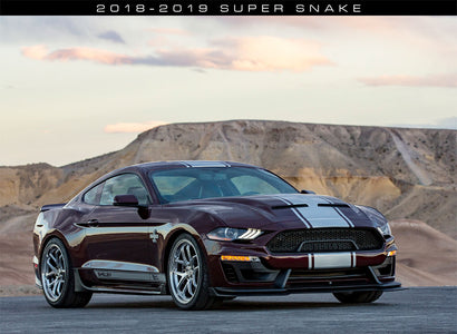 THE 2018–2019 SUPERSNAKE IS HERE!