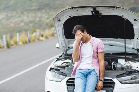 Top 5 Signs of Engine Trouble