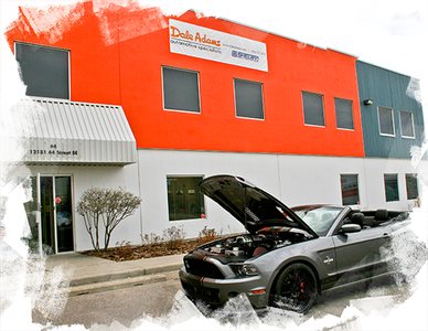 Dale Adams Automotive: Brand new location, same great service.