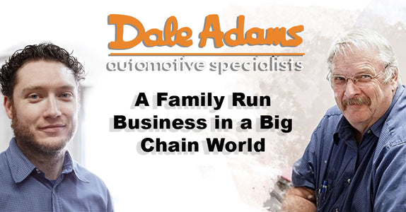 A Family Run Business in a Big Chain World.