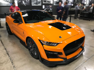 Dale Adams Private Showing of the 2020 Ford Mustang Shelby GT500