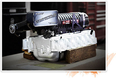 Dale Adams Performance Whipple Supercharger