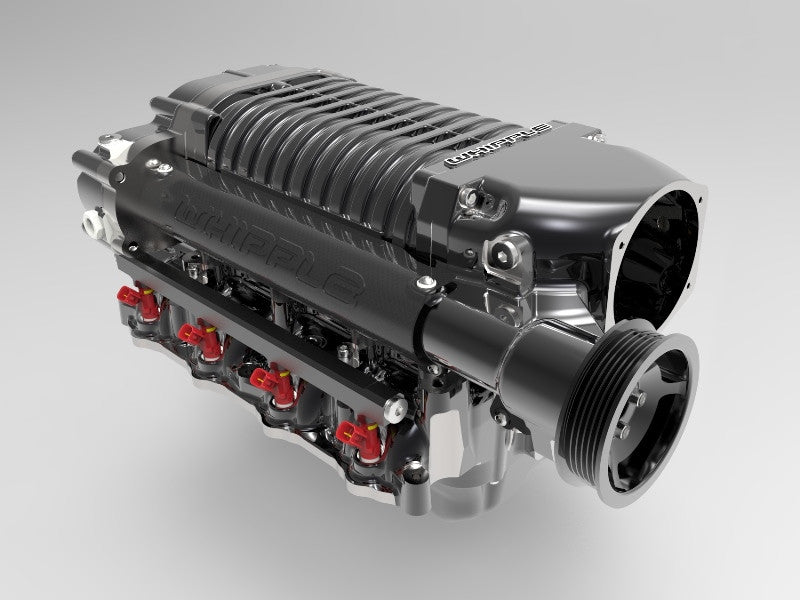 Ford Coyote Universal SuperCharger System