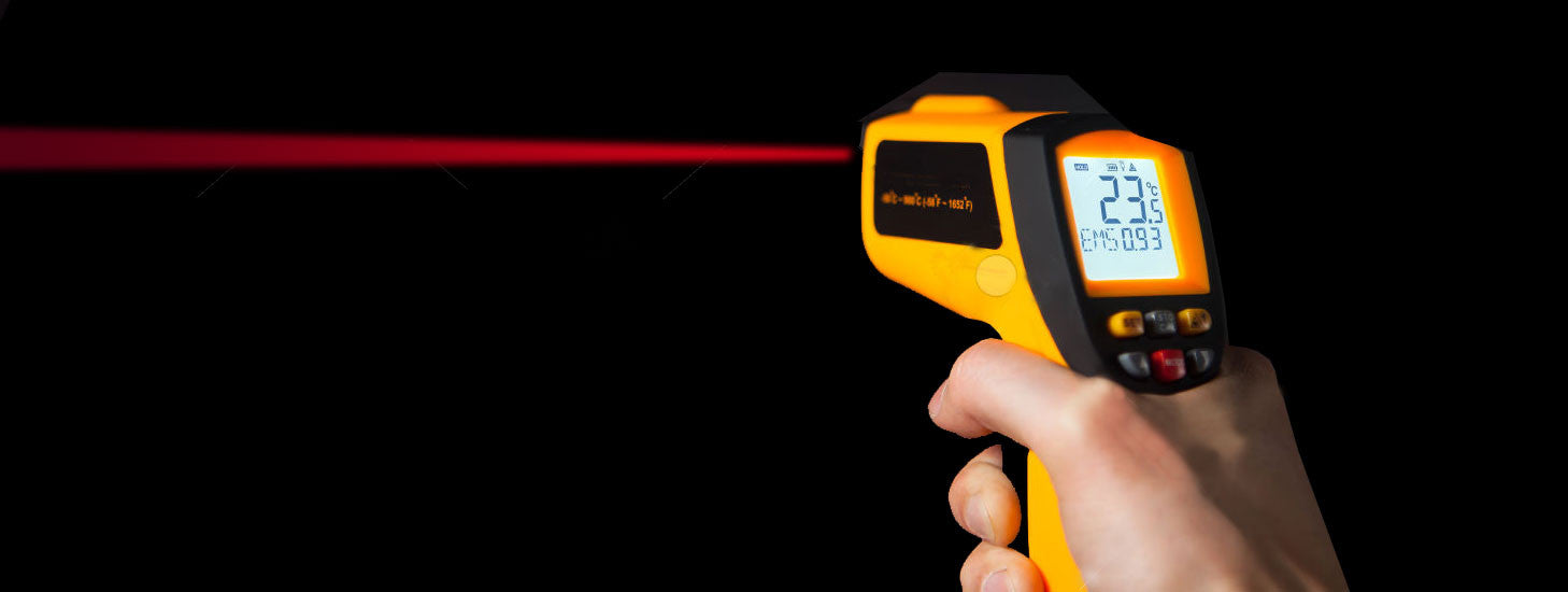 Hand Held Temperature Guns